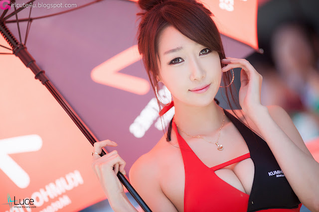 1 Yee Ah Rin - CJ SuperRace 2012 R2-very cute asian girl-girlcute4u.blogspot.com