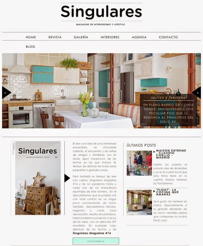 Blog de déco Espagne