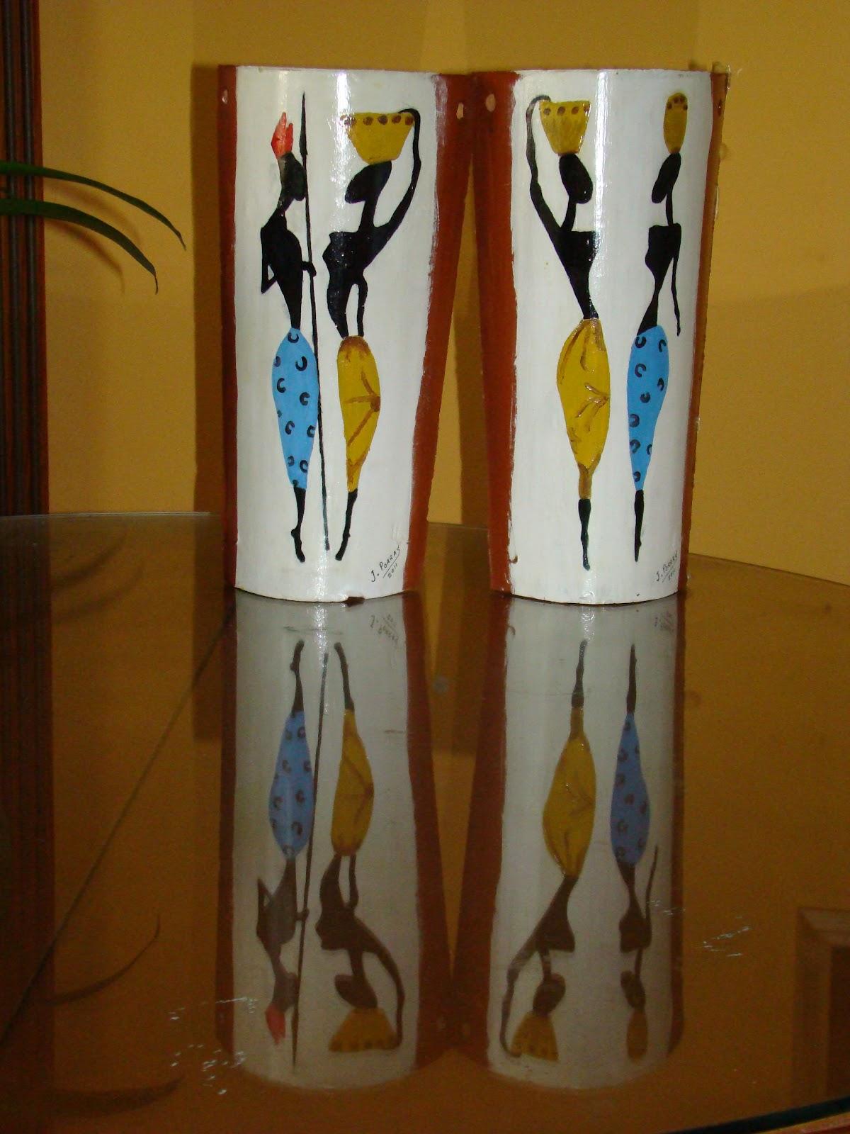 Flores pinturas y otras cosas guays tejas a oleo - Pintura para tejas ...