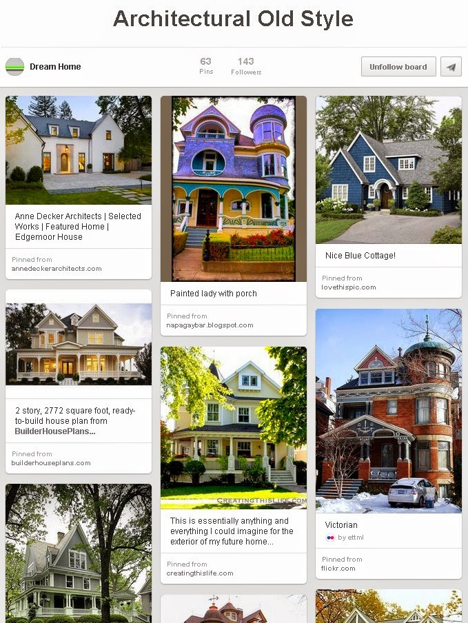 Old Style architecture examples on Pinterest good for business showcase