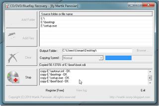 Recover Data Dari CD Rusak Atau Rusak, DVD, dan Blu-Ray
