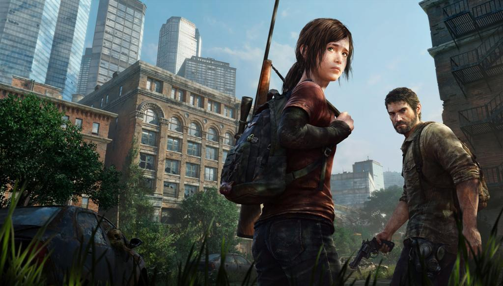 The Last of Us HD & Widescreen Wallpaper 0.0928470273209179