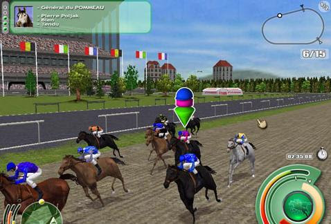 horse racing game download pc
