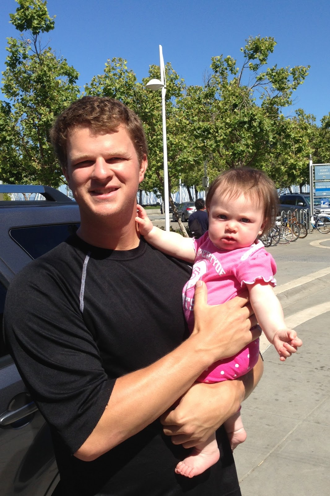 Baby Girl Mitchell Quot Spending Time With My Favorite Sf