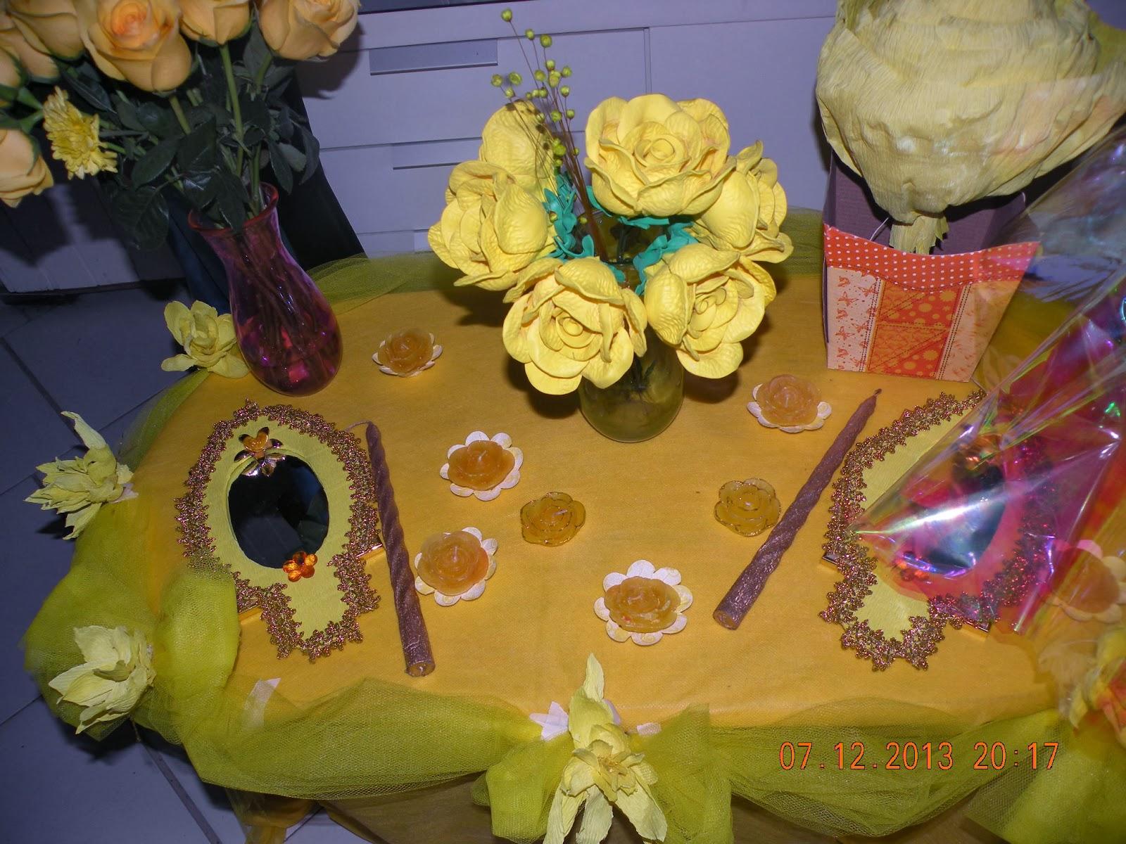 decoracao festa xango:Xangô: Fotos da Festa da Mãe Oxum