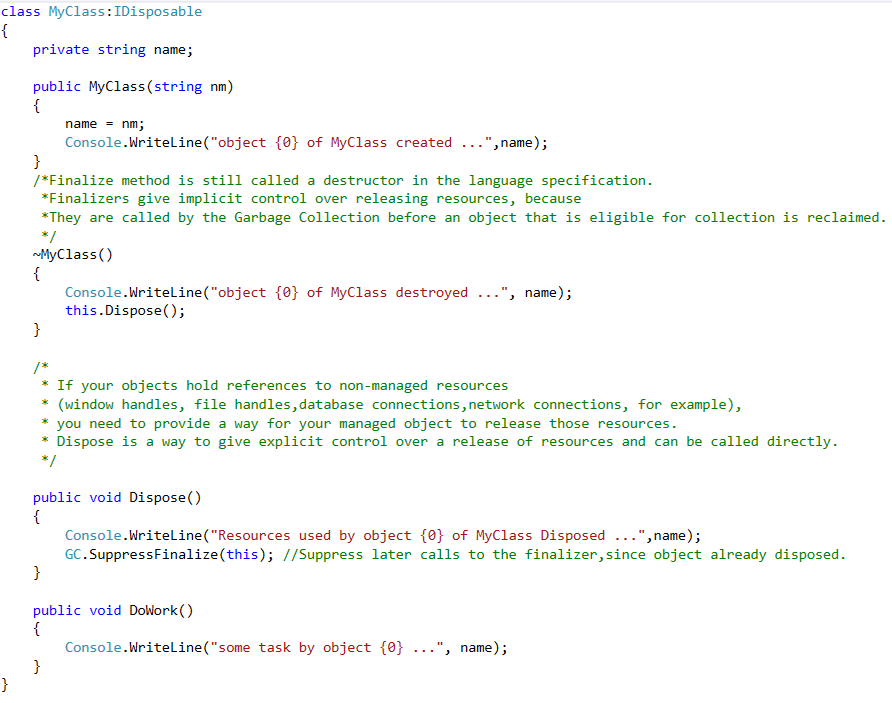 executescalar stored procedure return value c#