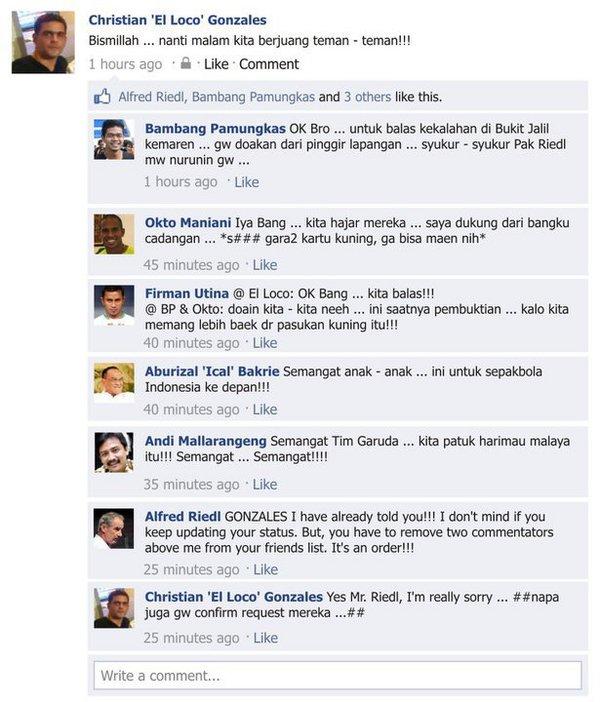 Status Malam Jumat Update Status Kumpulan Status Facebook Gokil ...