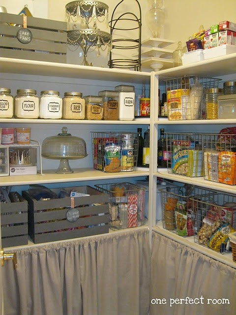 Homestead Revival: Inspiration Friday: The Pantry!