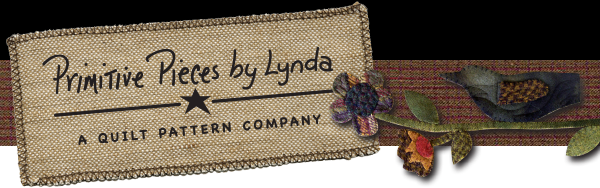 PRIMITIVE PIECES by LYNDA
