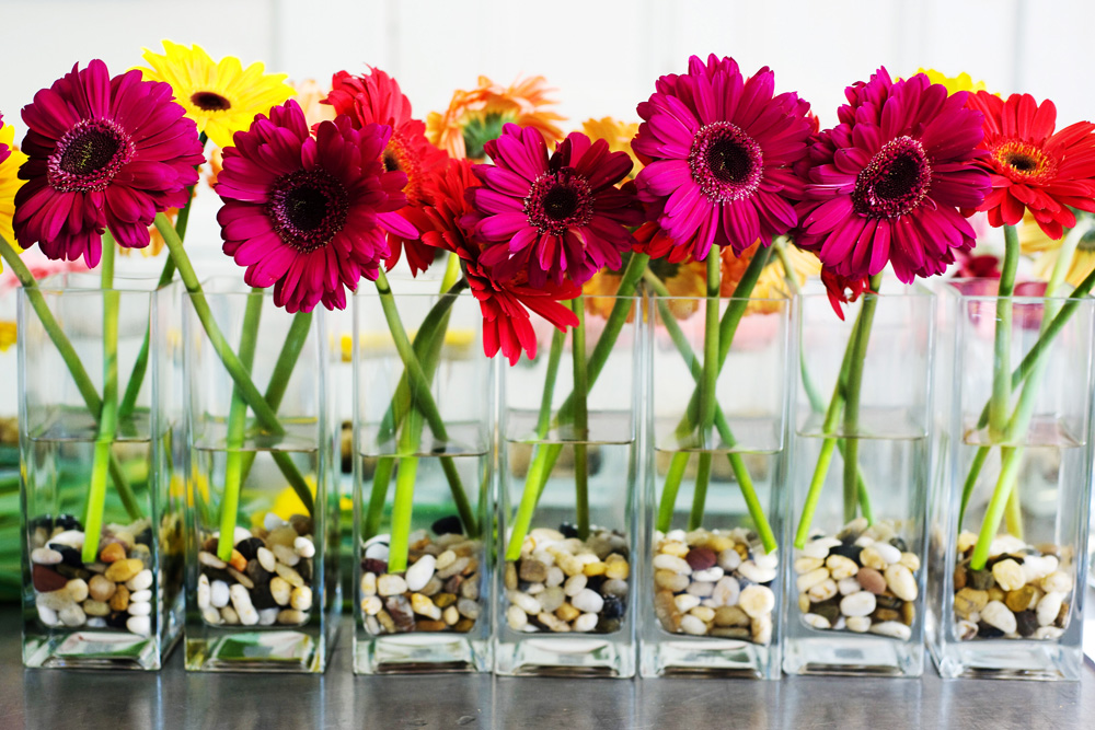 Creative Centerpieces for the Inspired Bride