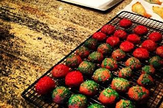 Christmas Cookies; Christmas baking