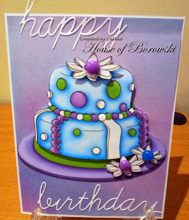 Diecut Divas, Doodle Pantry Cute Cake
