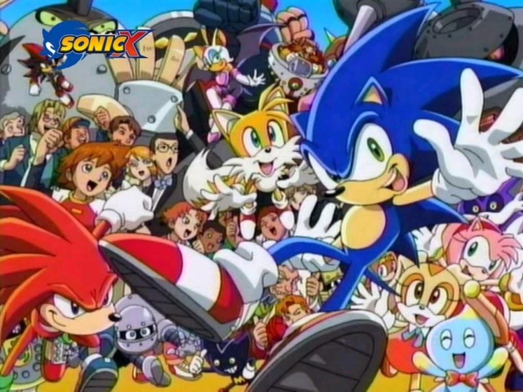 Sonic X cast