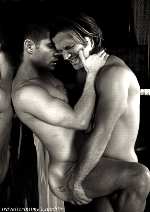 джаред падалеки и дженсен эклз порно