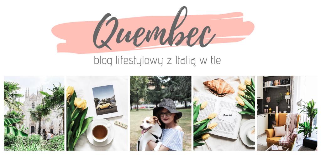 Quembec - lifestyle po włosku