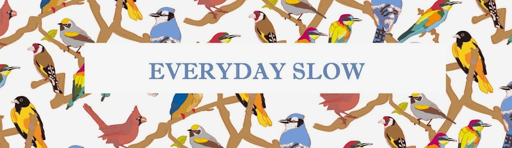 Everyday Slow