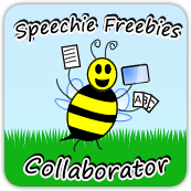Speechie Freebies