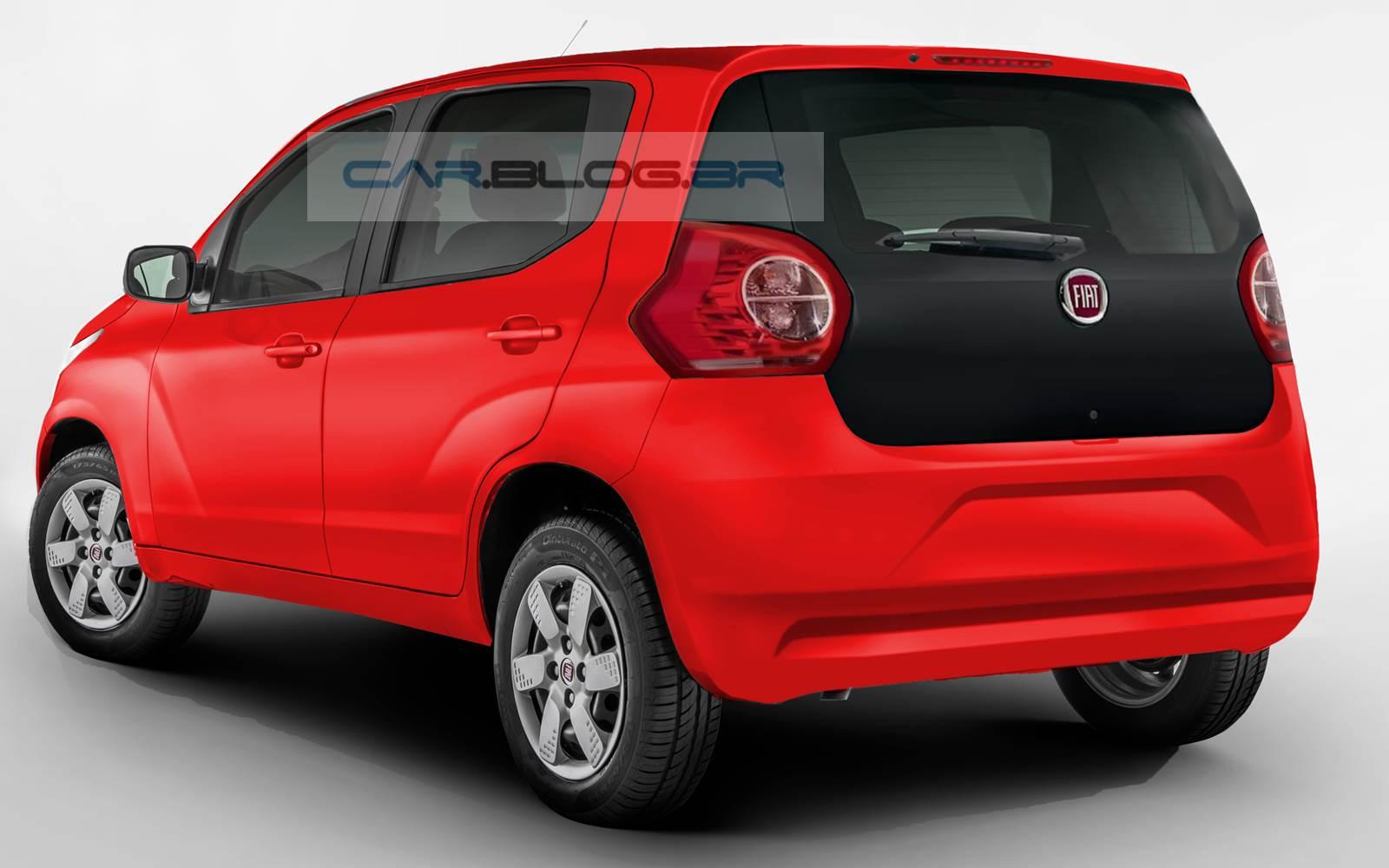 Notícias Ponto Com : Novo Fiat Mobi chega em 2016 para ...