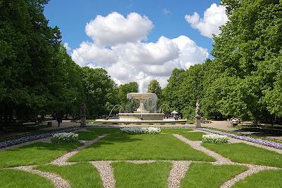 Warsaw, Poland, Saxon Garden, Saski Garden, Things to do in Warsaw