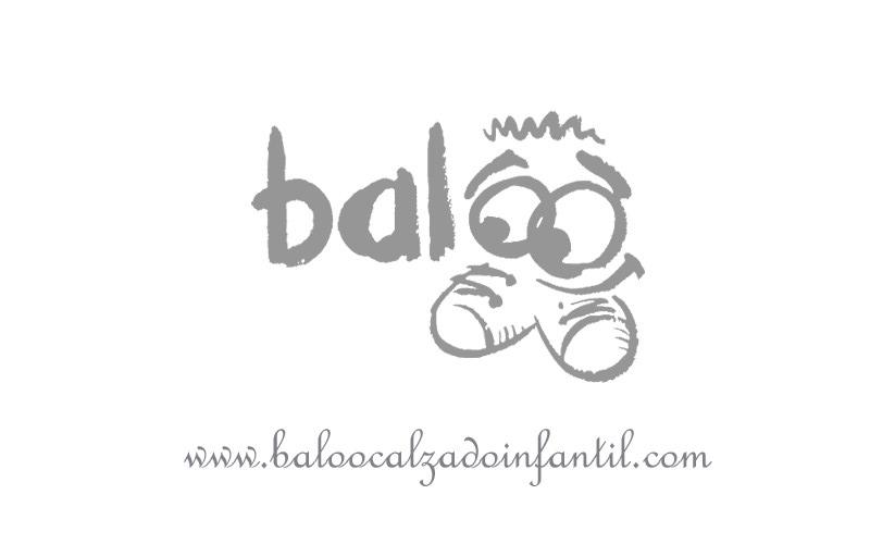 BALOO - Calzado Infantil