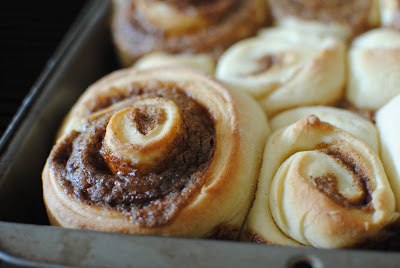 Special Occasion Cinnamon Rolls