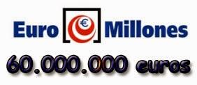 Sorteo de Euromillones del viernes 11 de julio de 2014