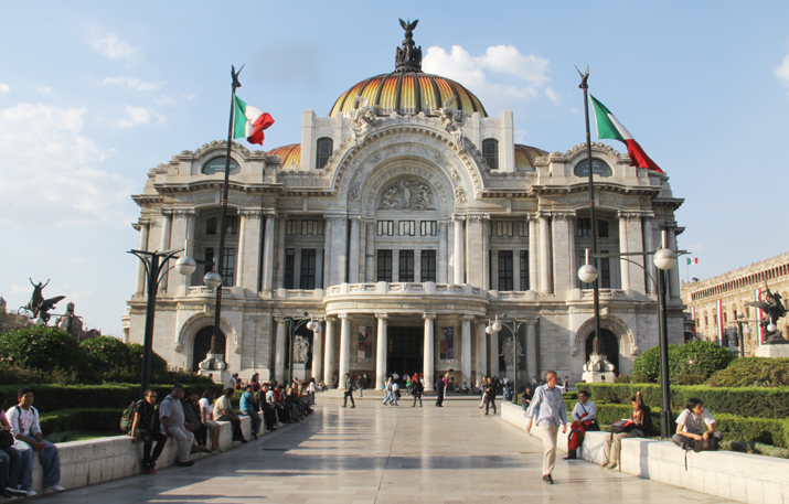 Mexico City, fashion blog