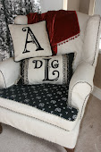 Monogram Charm Pillows