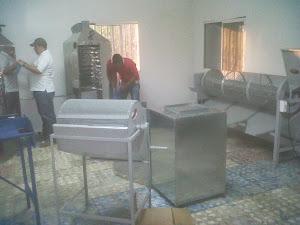 Fábrica INSTALADA en HONDURAS