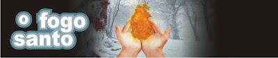 Fogo Santo e fogo não santo