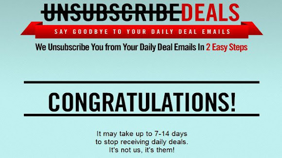 Unsubscribe Annoying Emails Before It&#39;s Too Late