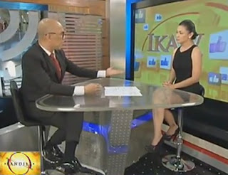 Boy Abunda Interviews Jodi Sta Maria in Bandila February 25 2013
