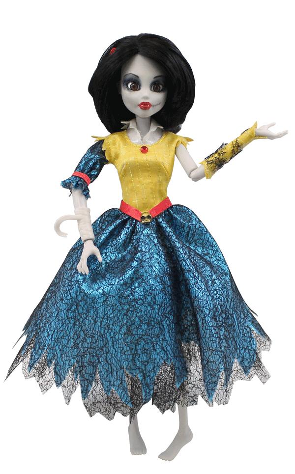 Princesa zombie blancanieves