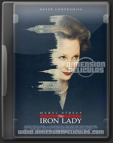 La dama de hierro (DVDRip Ingles Subtitulado) (2011)