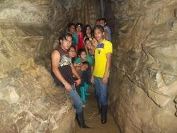 CAVERNAS  DE JUMANDY EN LA AMAZONÍA