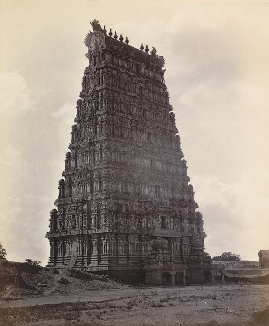 ராமேஸ்வரம் -பழைய படங்கள் THIRUUTHRAGOSAMANGAI+1868