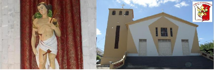 Paroquia São Sebastião - Machados - PE