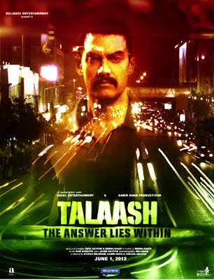 Talaash First Look Poster