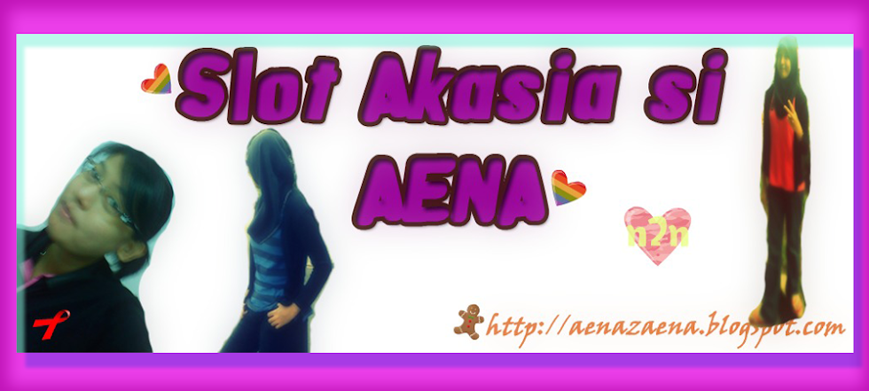 aena's life