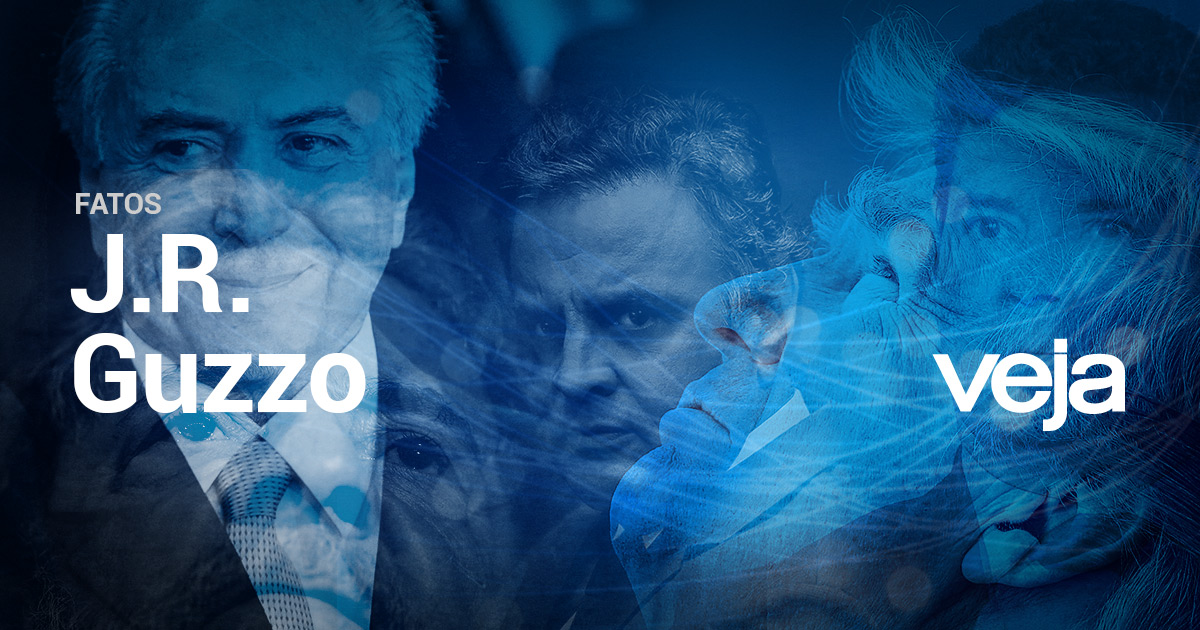 FATOS J. R. Guzzo/Veja