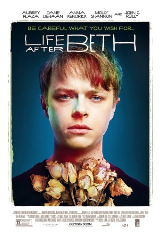 life after beth cover Life After Beth [2014] [DVD5] [Sub: Esp]