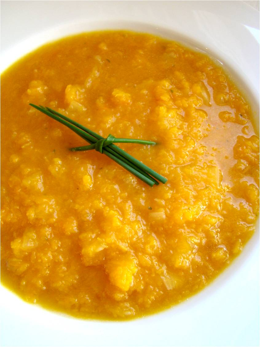 Family Feedbag: Maple roasted butternut squash soup