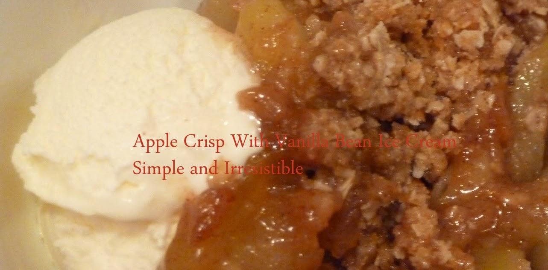irresistible apple pear crisp ingredients 2 pounds apples 6 apples ...