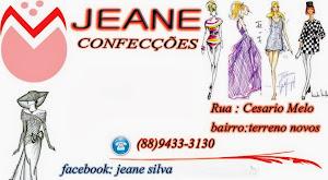 JEANE CONFECÇÕES