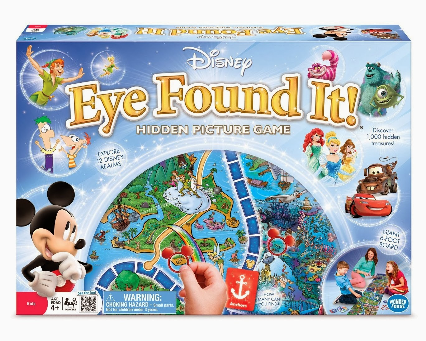 Disney Eye Found It Game Giveaway