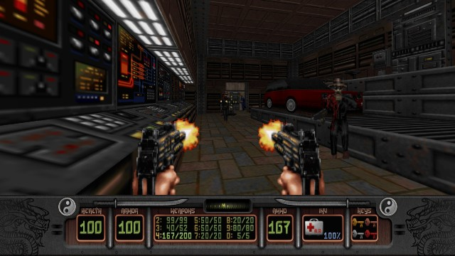 Shadow Warrior Classic Redux Free Download Games