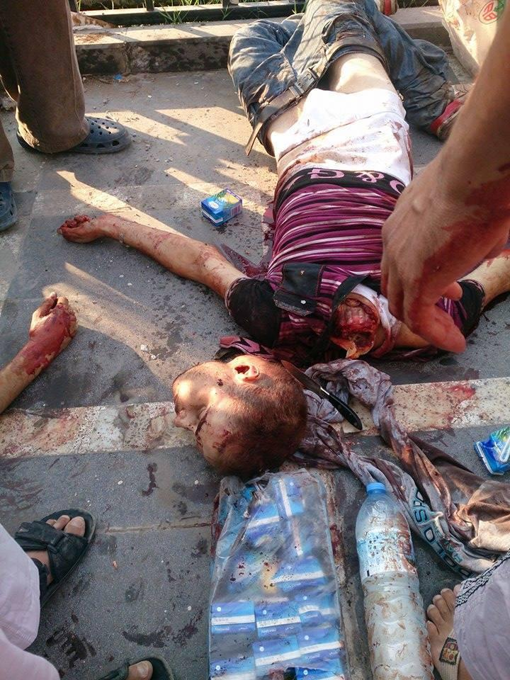 ISIS decapita Cristianos