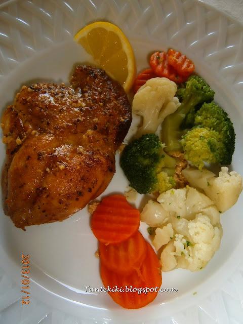 Κοτόπουλο μαριναρισμένο σε αρωματικό γιαούρτι