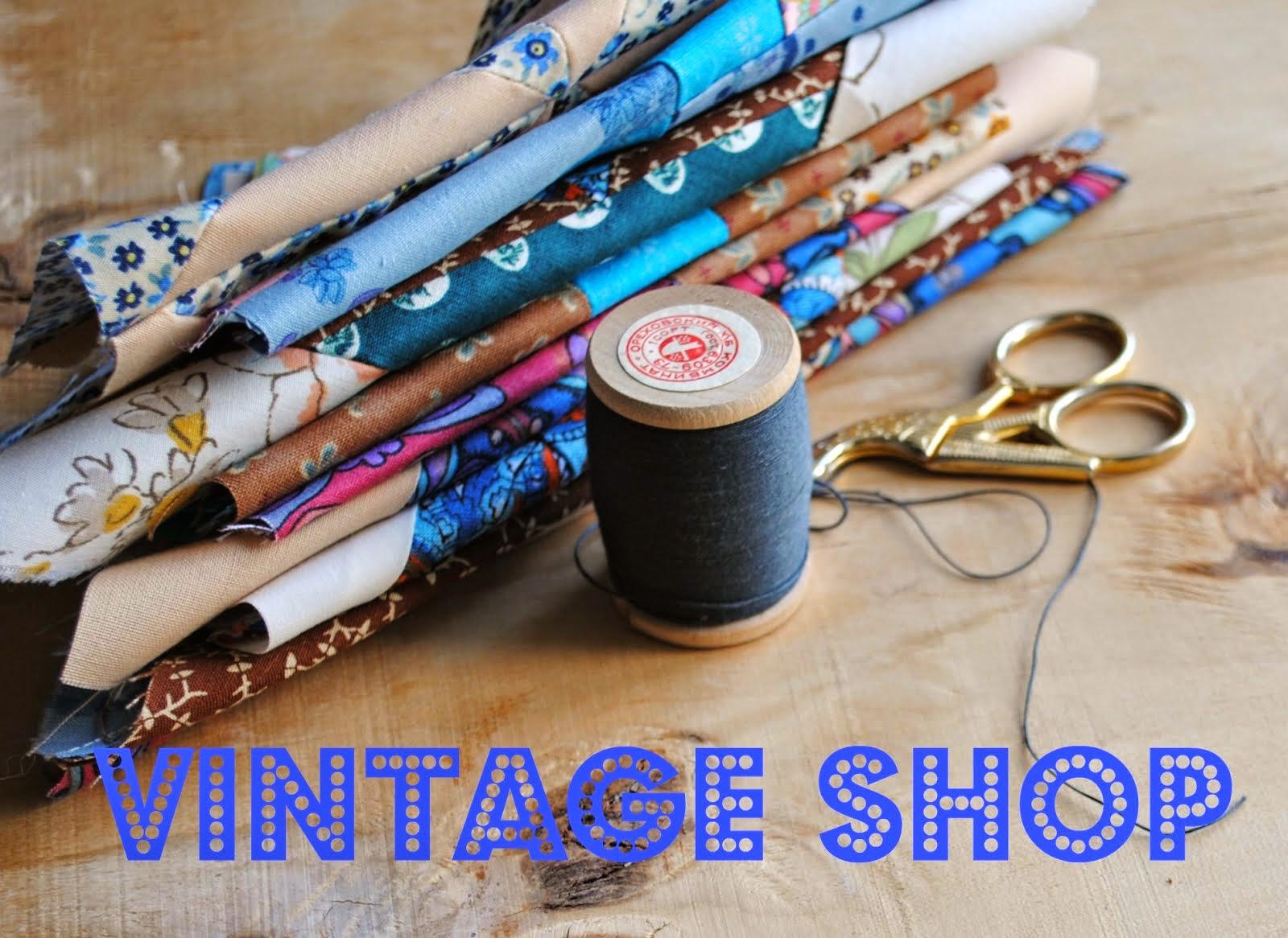 Vintage Fabric Shop
