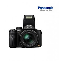 Buy Panasonic Lumix DMC-FZ47 12.1MP Semi-SLR at Rs. 17500 : Buytoearn